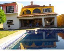 Hermosa casa en yautepec, Morelos