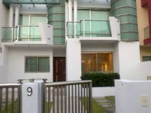 Cr-404 casa en renta fracc. Residencial marino
