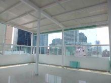 Rento oficinas muy amplias en la col. Cuauhtèmoc de 340m2