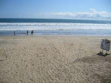 Hotel de playa muy bien ubicado funcionando
