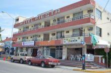 Hotel frente a la central camionera