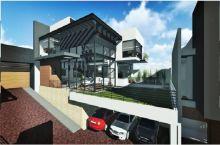 Venta casas en condominio condado de sayavedra