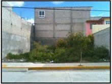 Terreno atras plaza chimalhuacan