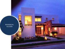 Preciosa residencia en residencial allegra mérida