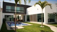Preciosa casa minimalista al sur de cuernavaca. Montevideo
