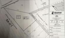 """Terrenos en la antigua cementera: 429 y 396 metros. """"zona alta"""""""
