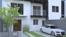 Vendo casa minimalista en ahuatlan 3 habitaciones