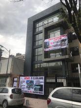 Venta departamentos nuevos, Colonia anahuac, Miguel hidalgo