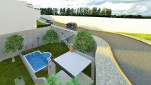 Casas fraccionamiento condominio horizontal estado mexico, Ubicacion y