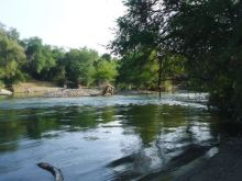 Terreno colinda con rio amacuzac