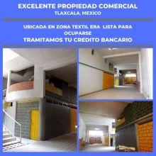Excelente propiedad comercial en tlaxcala