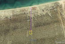 Terreno bahia turquesa 750 mts cuadrados