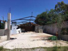 La firma real state vende terreno sobre carretera con uso de suelo ind