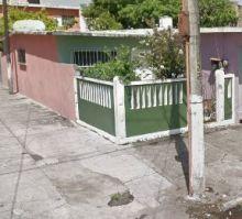 Casa de un nivel la colonia faros, Veracruz