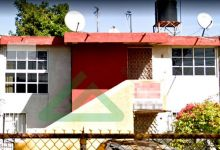 Casa cuadruplex planta alta xalostoc ecatepec