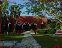 Majestuosa hacienda colonial