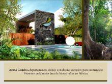 Preventa departamentos nuevos cancun, Residenciales